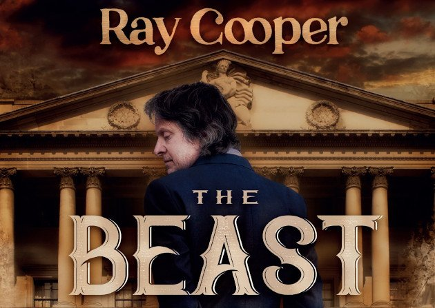 Ray Cooper, The Beast EP