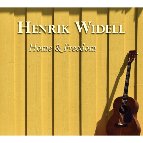 Henrik Widell - Home & Freedom - CD