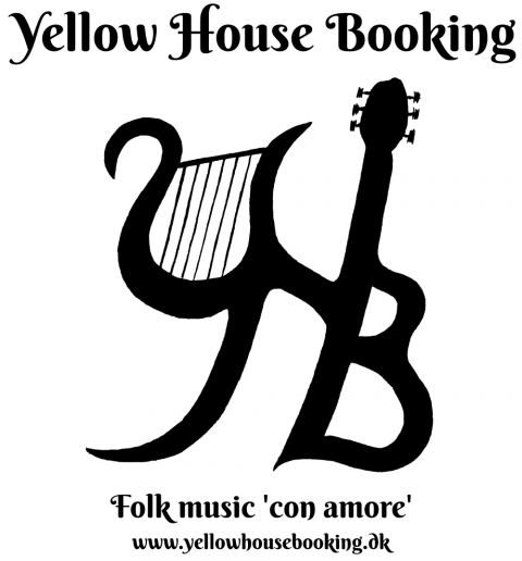 Yellow House Booking's nye logo